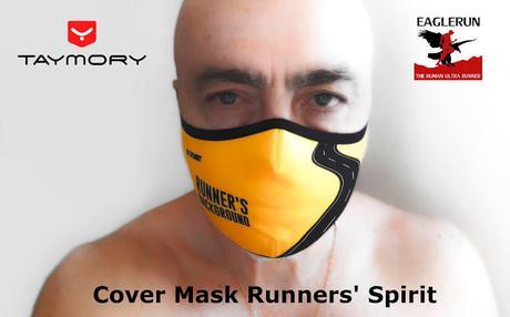 Cover Mask Runner's Spirit - Taymory by Eaglerun
