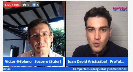 Juan David, el 'Arriero del siglo XXI'