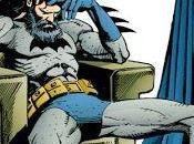 Batman gobierna angustia