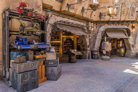 ¿Cuánto cambiará Star Wars: Galaxy's Edge a Disney World?