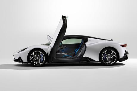 Maserati presenta su superdeportivo MC20 de 630 caballos de fuerza