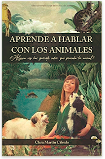 «Aprende a hablar con los animales» de Clara Martín Cifredo