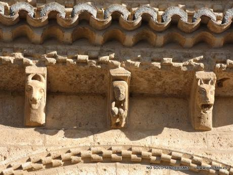 Románico Palentino: Camino de Santiago