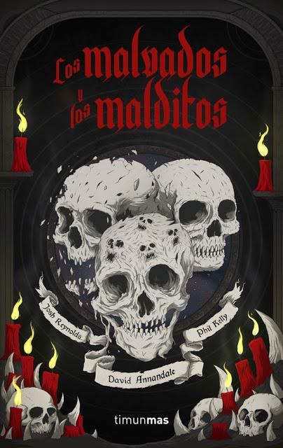 Warhammer Horror en español, de manos de Ed. Minotauro