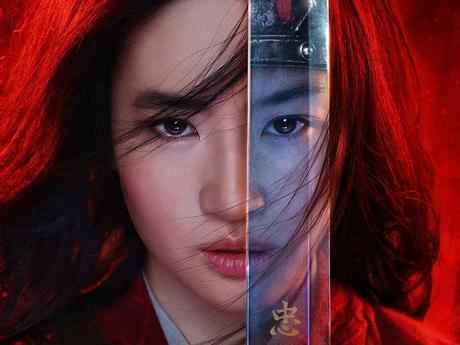 Llega la película de Mulan a Disney+