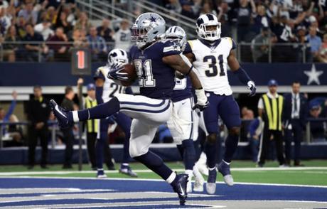 Pronóstico de apuestas NFL 2020 – Cowboys vs Rams