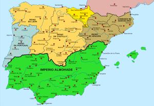 Plena Edad Media de la península ibérica - Wikipedia, la enciclopedia libre