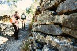 Haciendo ecoturismo Rodellar senderos botánicos