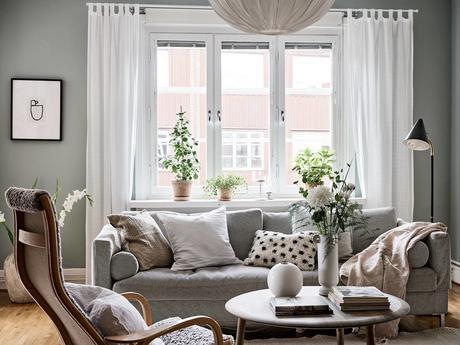 sofas nordicos sofás lavables sofás grises sofás desenfundable sofás de tela sofás color neutro sofá minimalista sofá cover scandinavian decor scandinavian couch nordic style nordic sofá ikea sofá fabric sofás fabric couch estilo escandinavo decoración nórdica
