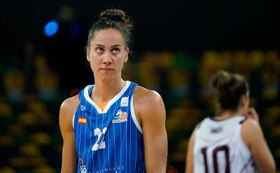 Nikolina Milic, la MVP que de pequeña sólo quería que le regalasen balones