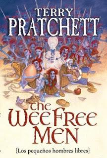 Reseña #136: LOS PEQUEÑOS HOMBRES LIBRES de Terry Pratchett