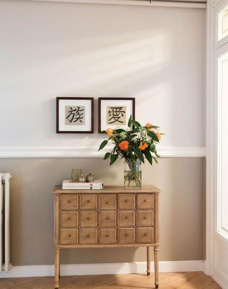 Elegir la consola recibidor ideal para nuestro hogar