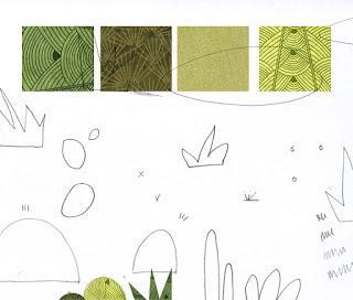 Ilustrando a... Celia Sacido