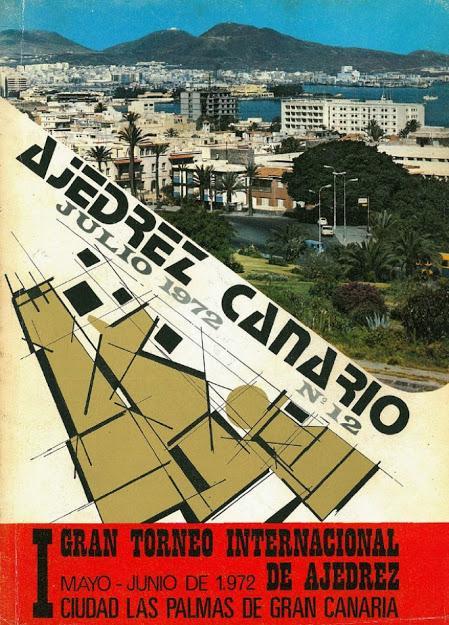Grandes combates canarios (1) - Portisch vs Larsen, Las Palmas (3) 1972