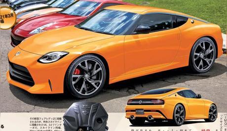 Presentación del nuevo Nissan 400z en vivo.