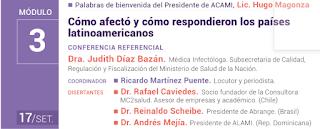 XXI Congreso Argentino de Salud: La salud en tiempos de COVID-19
