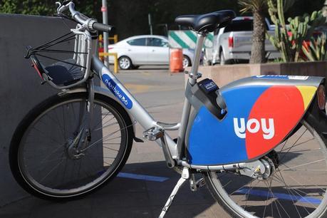 Implementan sistema de renta de bicicletas en San Luis Potosí