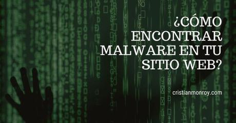 Encontrar malware en tu sitio web