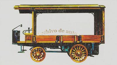 El primer camión de la marca Tatra