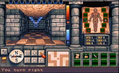 ¡La versión Amiga de The Shadows of Sergoth ya tiene demo!
