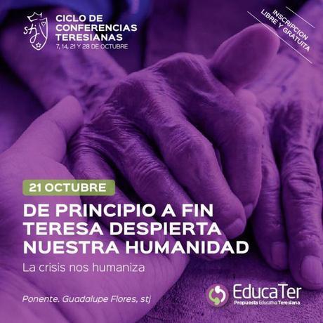 Ciclo de conferencias teresianas online