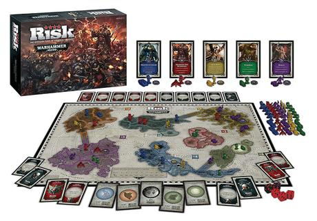 RISK: Warhammer 40,000, de The OP Games, ya a la venta