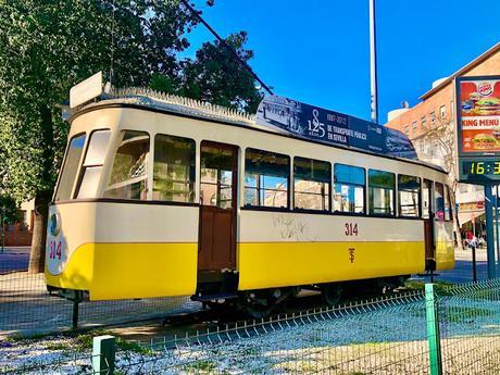 El tranvía 314.