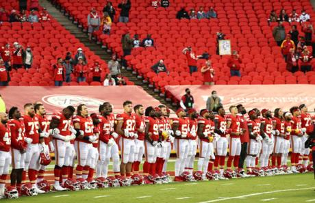 Texans vs Chiefs 2020