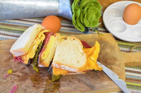 Este es el sandwich mas