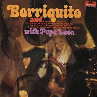 Pepe Leon - Borriquito With Pepe Leon