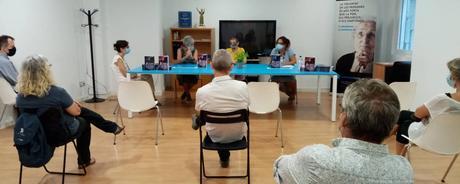 Un salto en el recuerdo / Un salt en el record: Doble presentación en la sede de Alzheimer Catalunya Fundació