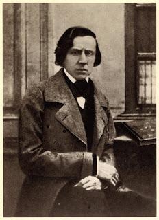 La vida de Chopin ...