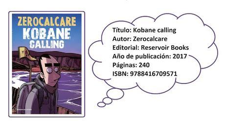 El txoko de Blocion: Kobane calling, de Zerocalcare