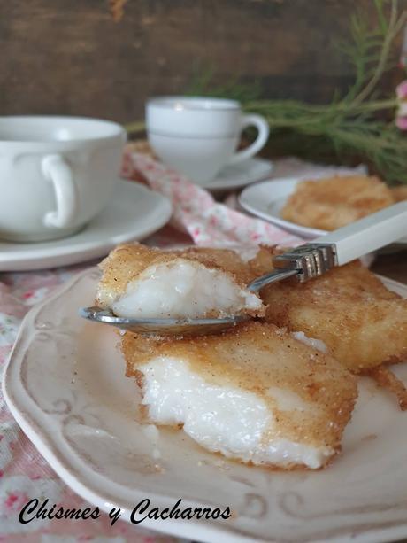 Manjar Blanco Frito