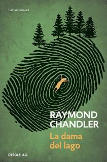 La dama del lago, por Raymond Chanlder