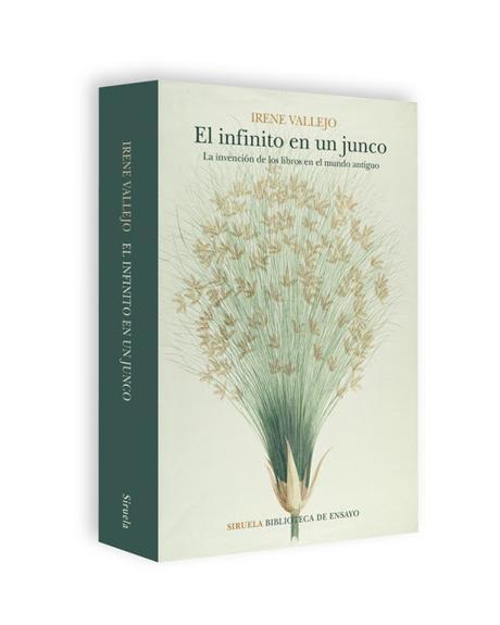 Irene Vallejo - El infinito en un junco (comentario)