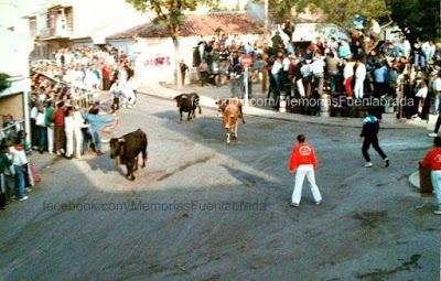 Las Fiestas Patronales en la década de los 90