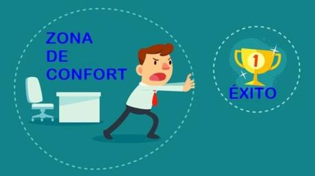 10 Frases para salir de tu zona de confort inmediatamente