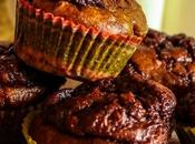 Nutella, Banana Nuts Muffins
