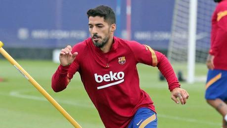 Luis Suárez sale del Barcelona pero se queda en España