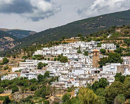 Ruta al Nacimiento del Rio Andarax por la Alpujarra de Almería