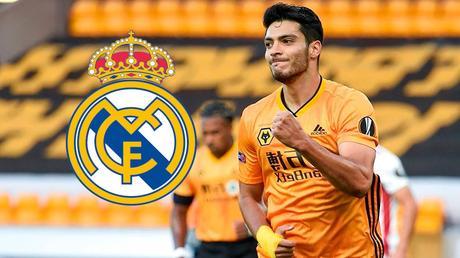 Real Madrid busca a Raúl Jiménez con oferta de 50 millones de euros
