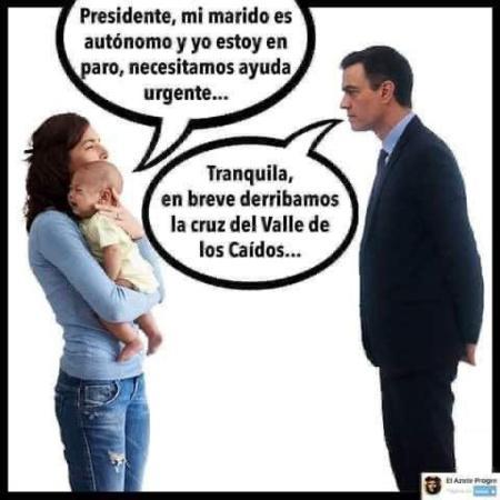 Veinte (20) pruebas de que Pedro Sánchez y su gobierno son corruptos