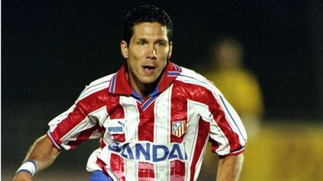 Simeone, uno de los personajes más importantes en la historia del Atlético de Madrid