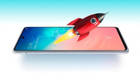 Más de 200 euros de descuento en el Samsung Galaxy S10 Lite
