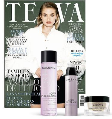 Suscripción Revista Telva octubre