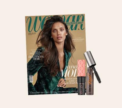 Regalo Revista Woman octubre