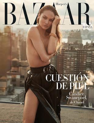 Revista Harper's Bazaar octubre
