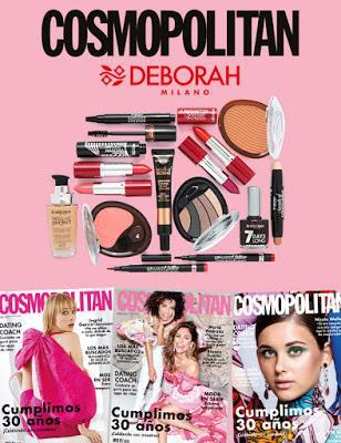 Suscripción Revista Cosmopolitan octubre