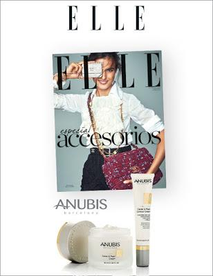 Suscripción Revista Elle octubre